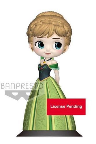 Disney Banpresto Q Posket Minifigur Alice A Normal Color Version 14 cm Minifiguren Disney