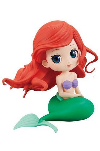 Disney Banpresto Q Posket Minifigur Arielle A Normal Color Version