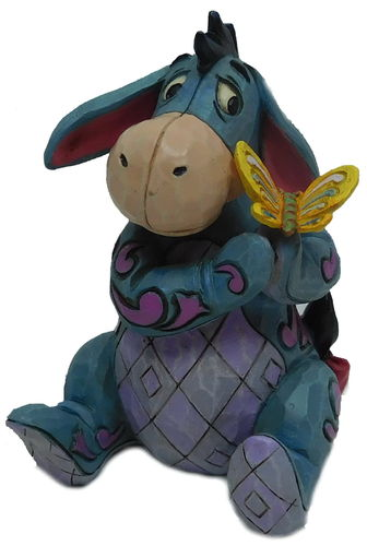 Disney Enesco Traditions Jim Shore : 4056746 Eeyore aus Winnie Pooh