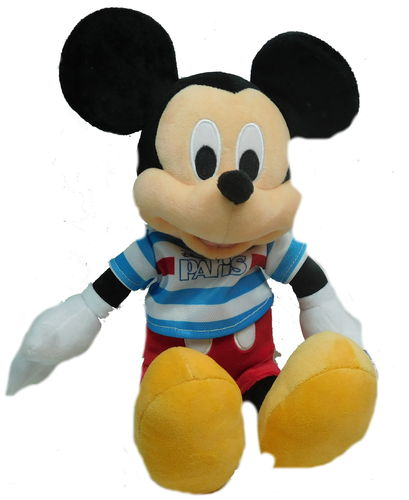Disney Disneyland Paris Plüsch Mickey Mouse Voila Paris 30 cm