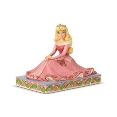 Disney Traditions Jim Shore Figur : Prinzessin aurora