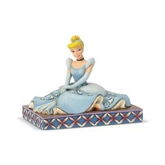 Disney Traditions Jim Shore Figur : Prinzessin Cinderella