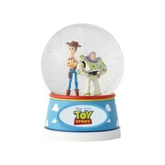 Disney Showcase Schneekugel : Toy Story Buzz und Woody