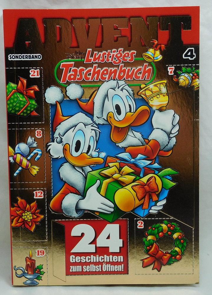 Comic Comics Ehapa Disney Ltb Lustiges Taschenbuch Advent Nr 4