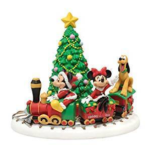 Disney Enesco Department 56 Mickey Holiday Express