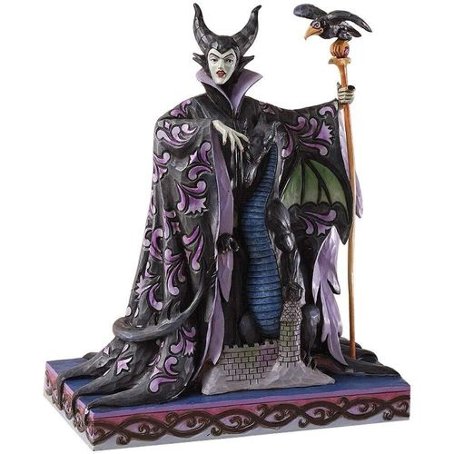 Disney Enesco Traditions Jim Shore 4027135 : Evil Enchantment Maleficent
