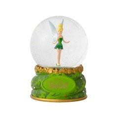 Disney Enesco Showcase Schneekugel Tinker Bell