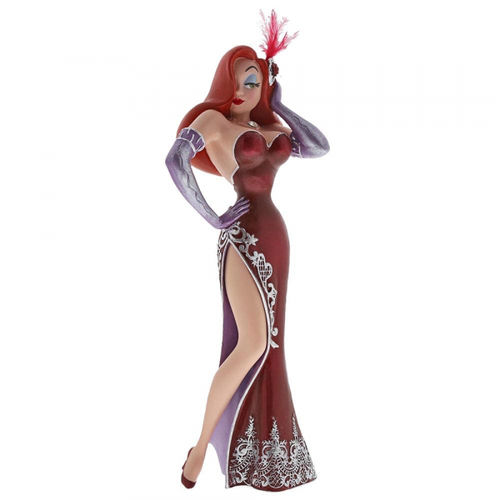 Disney Enesco Showcase Couture de force Jessica Rabbit