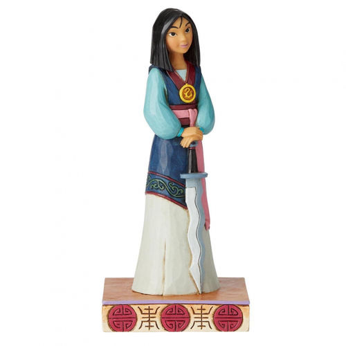 Disney Enesco Traditions Jim Shore Figur Prinzessinen Passion Mulan