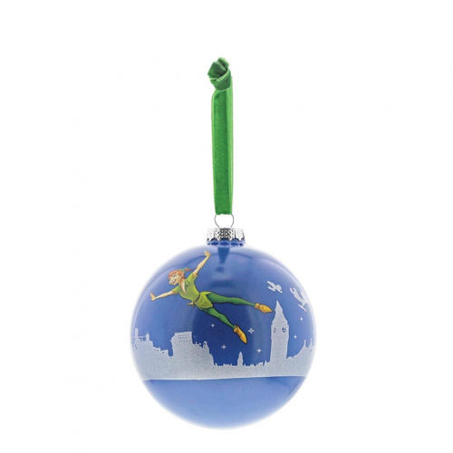 Disney Enesco Enchanting Hanging Ornament Weihnachtsbaumschmuck Peter Pan