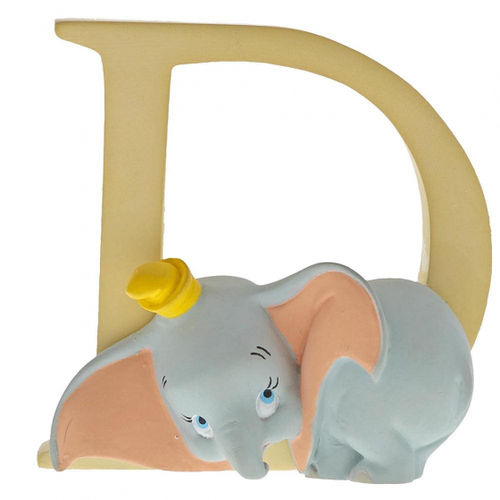 "Disney Enesco Enchanting Buchstabe : ""D"" - Dumbo"