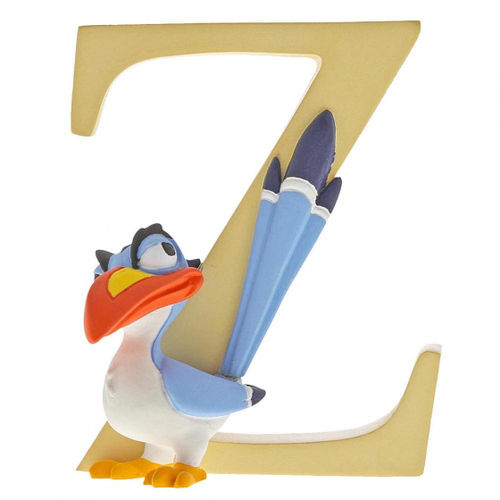 "Disney Enesco Enchanting Buchstabe : ""Z"" - Zazu"