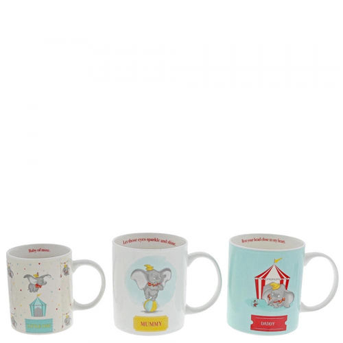Disney Enesco enchanting Tassen Set MUG