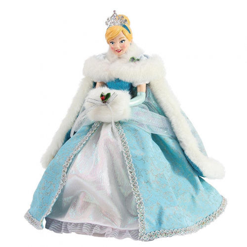 Disney Enesco Possible Dreams Weihnachten Tree Topper Weihnachtsbaumspitze : Cinderella