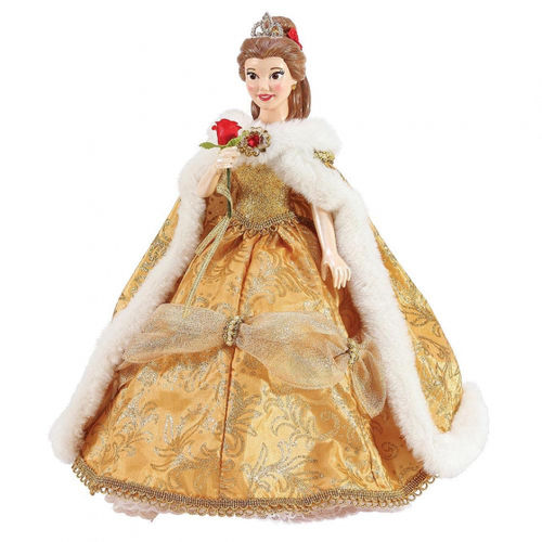 Disney Enesco Possible Dreams Weihnachten Tree Topper Weihnachtsbaumspitze : Belle