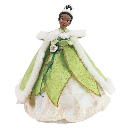 Disney Enesco Possible Dreams Weihnachten Tree Topper Weihnachtsbaumspitze : Tiana