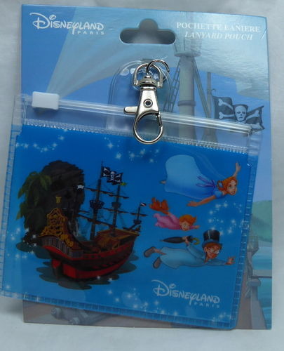 Pin Trade 2019 Disneyland Paris : Peter Pan Leynard Hülle