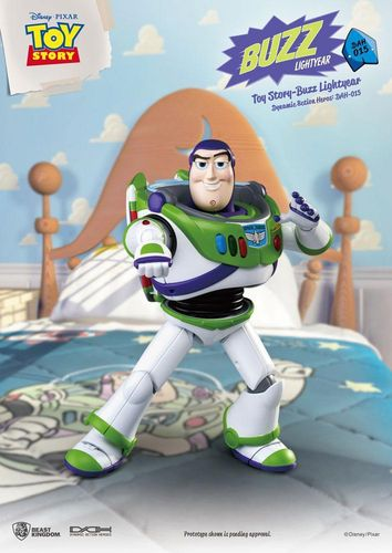 Toy Story Dynamic 8ction Heroes Actionfigur Buzz Lightyear 18 cm
