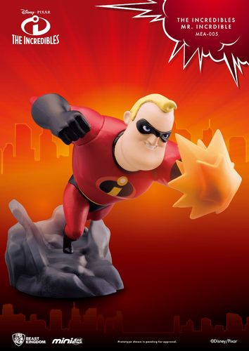 Die Unglaublichen Mini Egg Attack Figur Mr. Incredible 14 cm