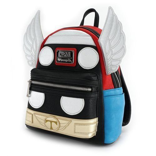 Loungefly Disney Rucksack Backpack Daypack Marvel THOR RAGNAROK