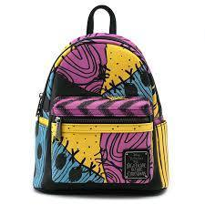 Loungefly Disney Rucksack Backpack Daypack Marvel Sally Nightmare before Christmas
