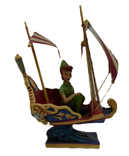 Disney disneyland Paris Figur Peter Pans Flug