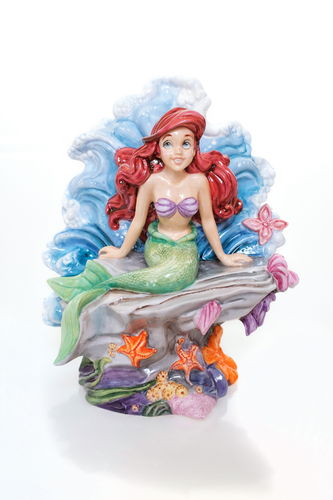 Disney Figur english Ladies CO Arielle