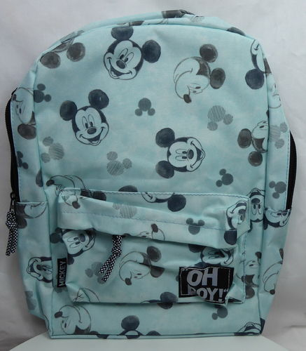 Disney Vadobag Rucksack Bagpack Mickey mouse mint