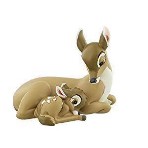 Disney Classic Figur WIDDOP Magical Moments : Bambi mit Mutter