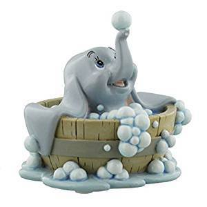 Disney Classic Figur WIDDOP Magical Moments :Dumbi im Bad