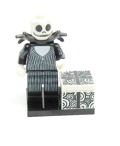 Disney Lego Minifigur Serie 2: Nightmare before Christmas Jack Skellington