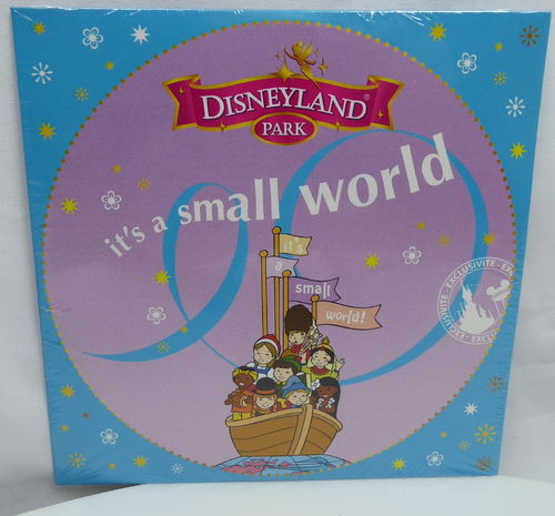 Disney Disneyland Paris it`s a small world Musik CD