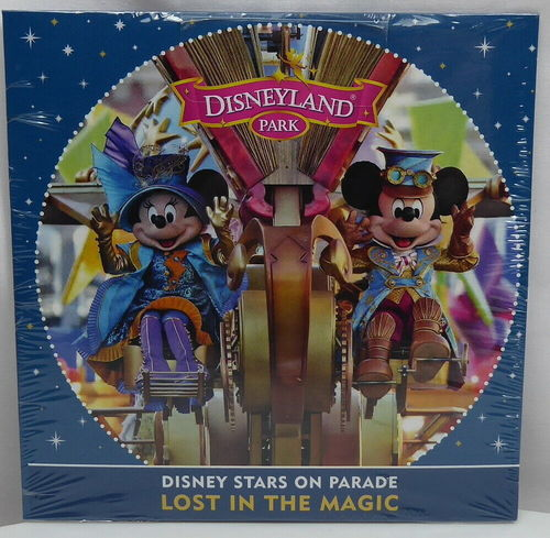 Disney Disneyland Paris Stars on Parade Musik CD