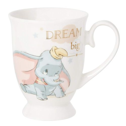 Disney MUG Kaffeetasse Tasse Pott Teetasse Widdop magical Moments : Dumbo