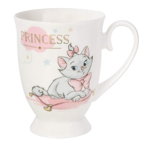 Disney MUG Kaffeetasse Tasse Pott Teetasse Widdop magical Moments : Princess Marie aus Aristocats