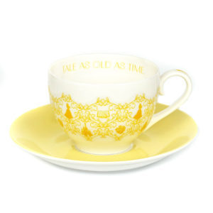 Disney English Ladies Co Porzellan Tasse und Untertasse Prinzessin Belle
