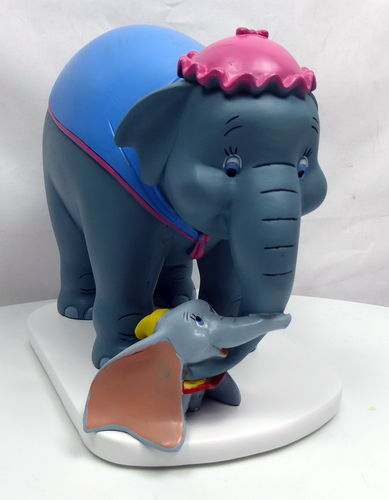 Disney Classic Figur WIDDOP Magical Moments : Jumbo & Dumbo