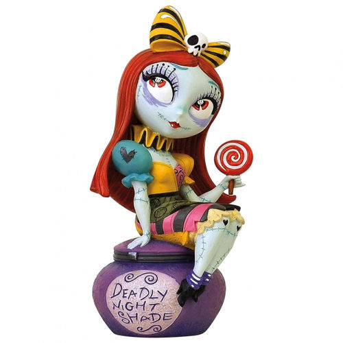 Disney Enesco Miss Mindy Showcase : 6004286 Sally Nightmare before Christmas