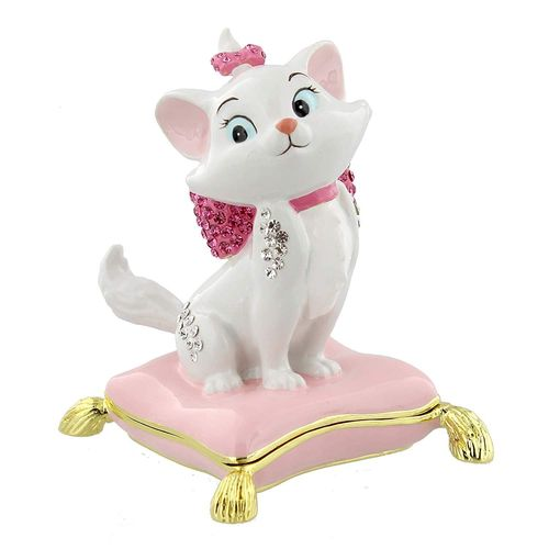 Disney Classic Figur WIDDOP Magical Moments : Aristocats Marie Schmuckdose