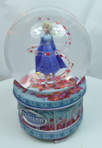 Disney Disneyland Paris Schneekugel Frozen II Elsa
