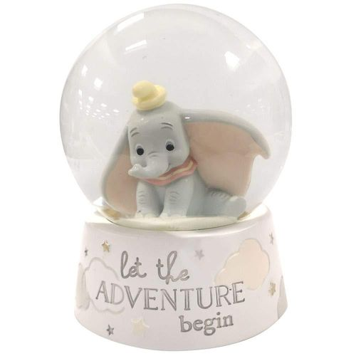 Disney Figur Widdop Schneekugel Dumbo Magical Beginnings