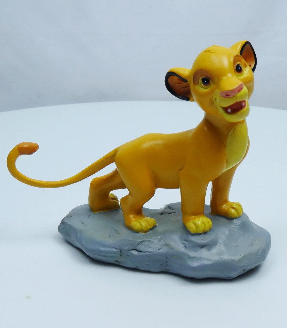 disney figur widdop könig der löwen  simba  disney shop