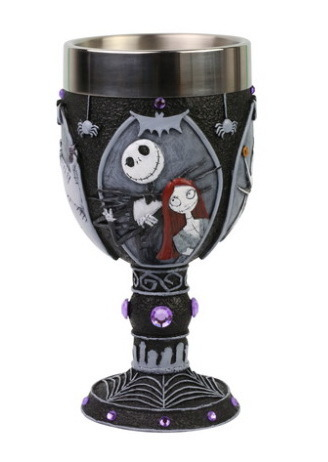 Disney Enesco Showcase Kelch 6007191 Nightmare before Christmas
