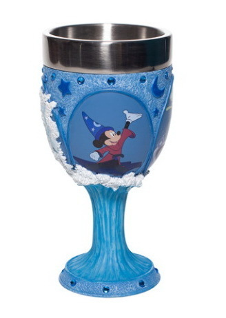 Disney Enesco Showcase Kelch 6007190 Mickey Mouse Fantasia