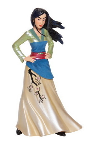 Disney Enesco Showcase Figur Couture de Force Mulan