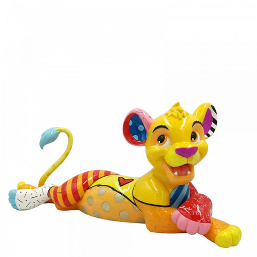 Disney Enesco Romero Britto Figur Statement gross 6007099 Simba