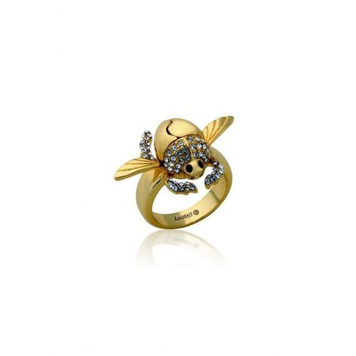 Scarabäus - Ring Gold Gr. 6 Couture Kingdom Aladdin