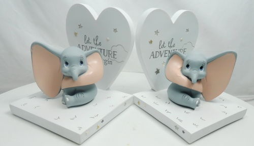 Disney Widdop Figur Magical Moments Buchstützen Dumbo