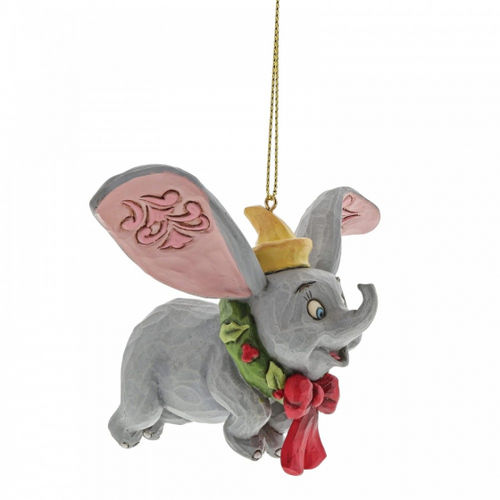 Disney Eneseco Traditions Jim Shore Weihnachtsbaumschmuck Ornament A30359 Dumbo
