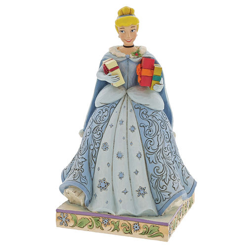 Disney Enesco Traditions Jim Shore Figur 6007065 Prinzessin Cinderella ( Exclusiv Figur)
